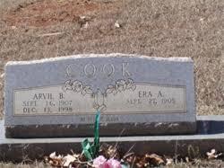 Era Adele Cox Cook (1905-2001) - Find A Grave Memorial