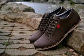 jual sepatu kickers semi formal kota
