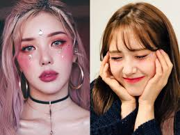 k beauty and makeup trends