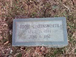 Addie Cooper Collinsworth (1894-1962) - Find A Grave Memorial