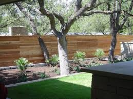 Desert Landscaping Ideas Backyard Design Garden Privacy Fence Backyard Privacy Ideas Wall Cedar Custom Custom Wood Fence Custom Made Driveway