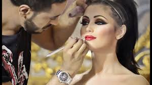 bridal makeup tutorial video you