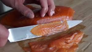 cold smoked salmon nova lox recipe