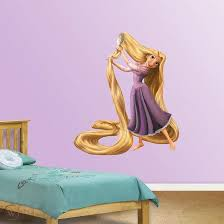 Good Condition Tangled Rapunzel Fathead Wall Decal 1755255670