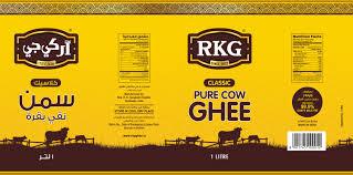 ghee manufacturers in india rkg ghee