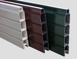 Pvc Fence Posts Bases Pvc Plastic Gravel Board Base Panel Pennine Fencing Landscaping