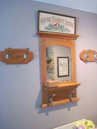 hall mirror and coat rack finewoodworking