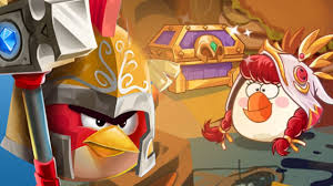 Angry Birds Epic - New Update Shadow Of The Tinker Titan - YouTube