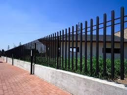 Bar Steel Fence Infinity By Grigliati Baldassar