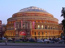 Royal Albert Hall ...
