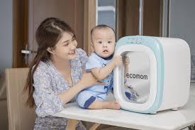 Máy tiệt trùng sấy khô khử mùi bằng tia UV Ecomom ECO-22 Plus