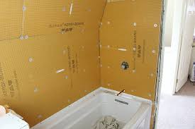 how to tile a shower wall 9 quick
