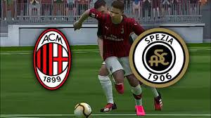 AC Milan vs Spezia #Milan #Spezia Match Highlights - YouTube