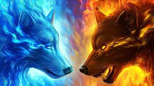 68 ice wolf wallpapers on wallpaperplay