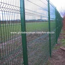 Global Sources China V Fence Panels Manufacturer Steel Wire Mesh Fencing Price China Factory Of Fence Panel
