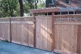 Wooden Fences Backyard Fences Family Fences Glenview Il