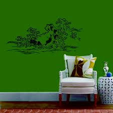Full Color Wall Decal Sticker Wave Ocean Sea Col217