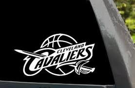 Cleveland Cavaliers Logo Car Truck Window Laptop Vinyl