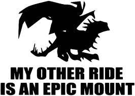 World Of Warcraft Horde Vinyl Decal Sticker