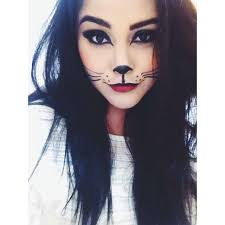halloween kitty makeup 2020 ideas