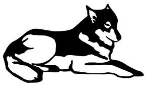 Wolf Decal Wd 62 Vinyl Wolf Truck Window Sticker Wildlife Decal