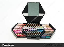 beautiful eye shadow and lip gloss