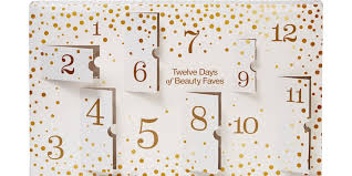 holiday season with 12 days of beauty