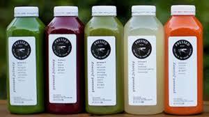 5 juice cleanses delivered to your door