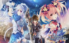 Fairy Fencer F Advent Dark Force Review Just Push Start