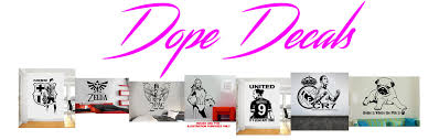 Dope Decals And Wall Art Ebay Stores
