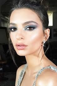 makeup for hazel eyes and olive skin
