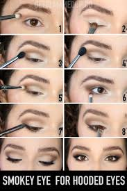 video wearable smokey eye makeup for