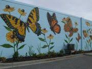 Outdoor Fence Murals Iohomedecor Com