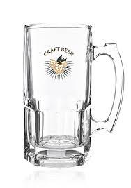 34 oz libbey super glass beer mugs