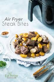 steak bites recipe in air fryer keto