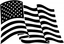 Waving American Flag Car Or Truck Window Decal Sticker Rad Dezigns