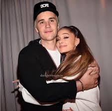 Ariana Grande and Justin Bieber. - Posts | Facebook