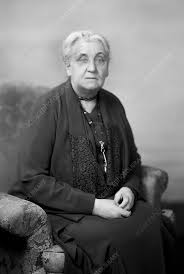 Jane Addams, US social worker and activist - Stock Image - C038/2465 -  Science Photo Library