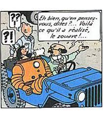 TINTIN Destination Moon Hergé RG tintin.com