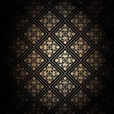texture wallpaper golden ornament