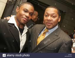 Feb 27, 2006; New York, NY, USA; Jazz artist TYRONE SMITH and ...