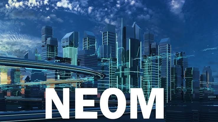 Image result for pictures of the Proposed new city NEOM""
