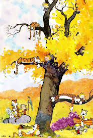 calvin and hobbes iphone wallpapers