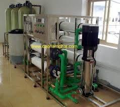 Máy lọc nước mặn bằng hệ thống Ro - CAO NAM PHÁT