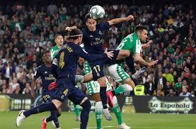 The Latest: Real Madrid soccer team put ...