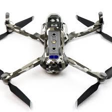 Wrap Skin Decal Stickers Grey Camo Dji Mavic Air 2 Drone Accessories Australia
