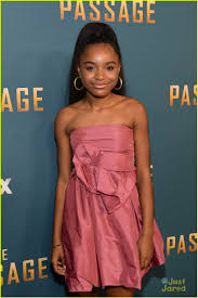 Saniyya Sidney Is Pretty in Pink At 'The Passage' Premiere: Photo 1209752 | Saniyya  Sidney Pictures | Just Jared Jr.