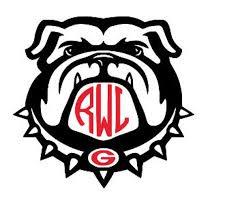 Georgia Bulldogs Decal Georgia Bulldogs Yeti Decal Georgia Etsy