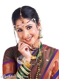 marathi bridal makeup mumbai saubhaya