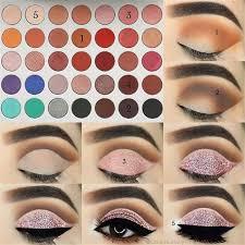 eye makeup for brown eyes eye